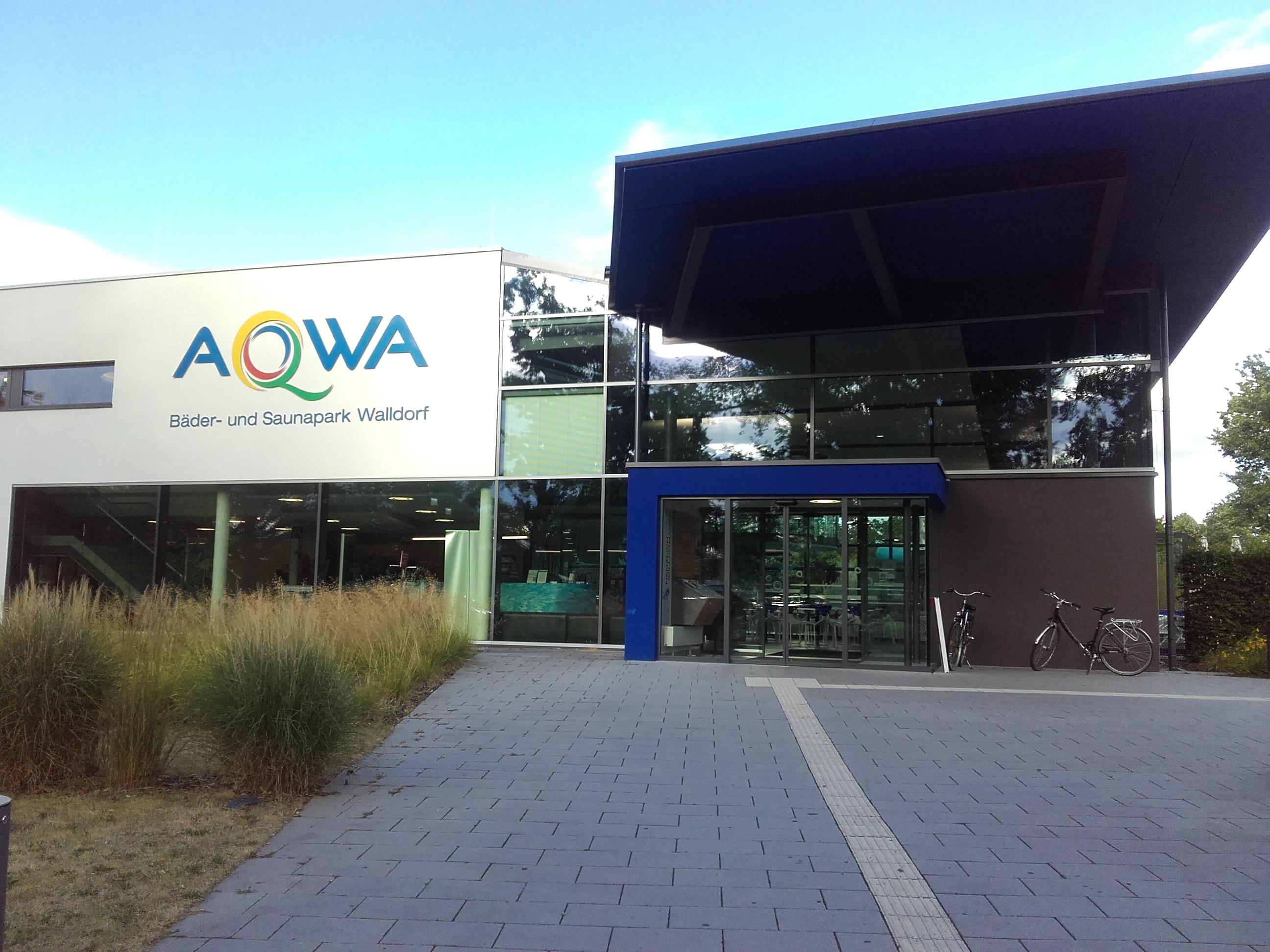 Aqwa Bäder Und Saunapark Walldorf 29.06.2017 - auslandsbericht: aqwa bäder u. saunapark walldorf